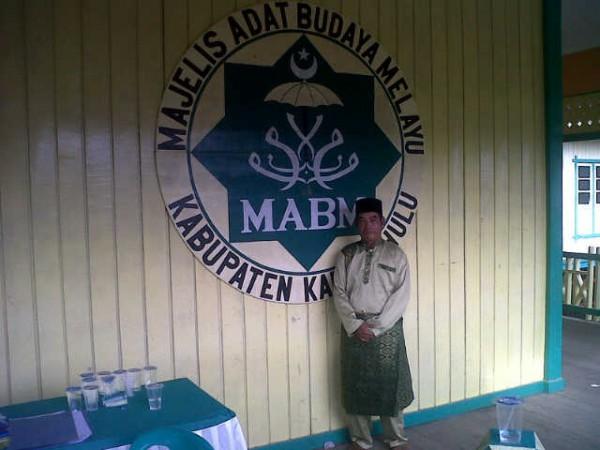 Majelis Adat Budaya Melayu di Putussibau, Kabupaten Kapuas Hulu (dok. KM)