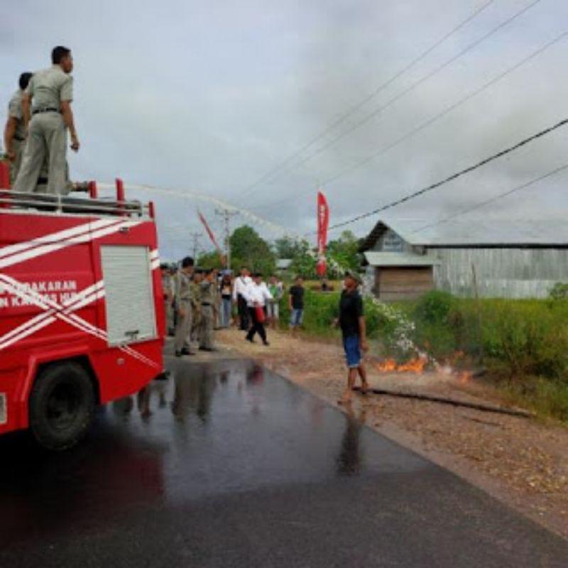 Main Korek Api Gas di Depan SPBU, Pria Iseng Sebabkan ...