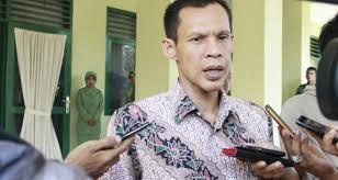 Ketua DPRD Bogor Ade Ruhandi