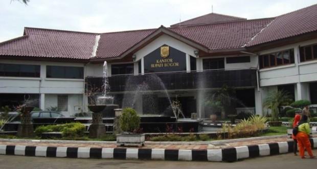 Kantor Bupati Bogor (stock)