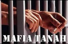Ilustrasi penangkapan Mafia Tanah.