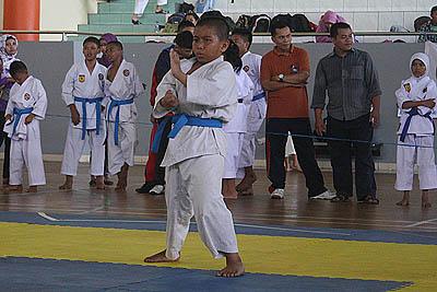 Kejuaraan karate BKC
