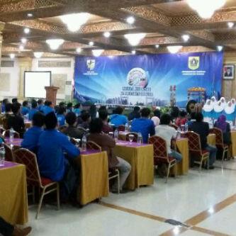 Musda KNPI Kabupaten Bogor, Senin kemarin