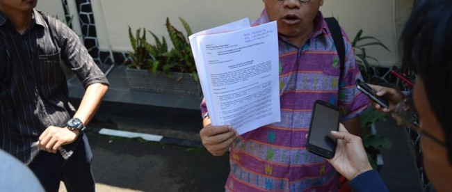 Sugeng Teguh Santoso di PN Bogor
