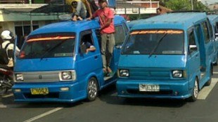 demo sopir angkot ciawi