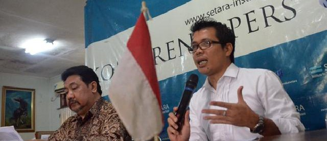 Ismail Hasani setara institute