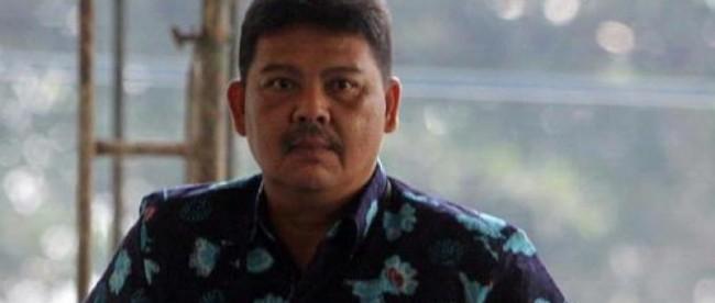 Mantan Bupati Bogor, Karyawan Faturrachman (stock)