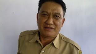 Kasubbid Administrasi Desa di Putussibau, Kab. Kapuas Hulu, Lamun (dok. KM)