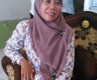 Kepala Sekolah SDN Kaumpandak, Cibinong, Kartini. (dok. KM)