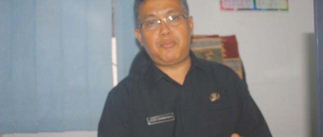 Kabid Kependudukan di Dinas Kependudukan dan Catatan Sipil Kabupaten Bogor, Dadan Dharmatin Dirgantara (dok. KM)