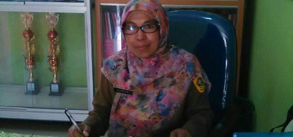 Kepala Sekolah SDN Cimanggis 03, Nurminah (dok. KM)