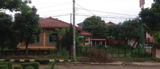 Bangunan eks RM Rajibta yang menimbulkan persoalan ruislag, atau tukar guling, tanah milik Pemda (dok. KM)