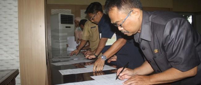 Rotasi pejabat di lingkungan pemerintah kabupaten Bogor (dok. KM)
