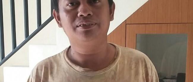 Ketua Forum Pendamping Desa Kabupaten Bogor, Iman Taufik (dok. KM)