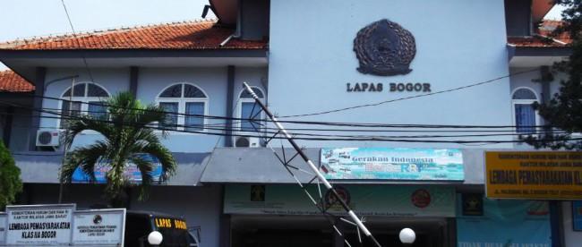 Lembaga Pemasyarakatan Bogor di Jl. Paledang, Kota Bogor (stock)