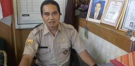 Ujang Tohari, Kepala Sekolah SMKN 1 Pariwisata Puncak, Cisarua (dok. KM)