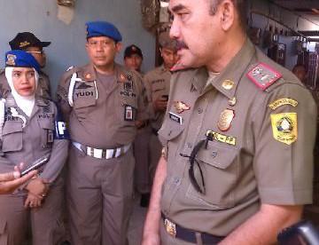 Kasatpol PP Kabupaten Bogor, Lutfi (dok. KM)