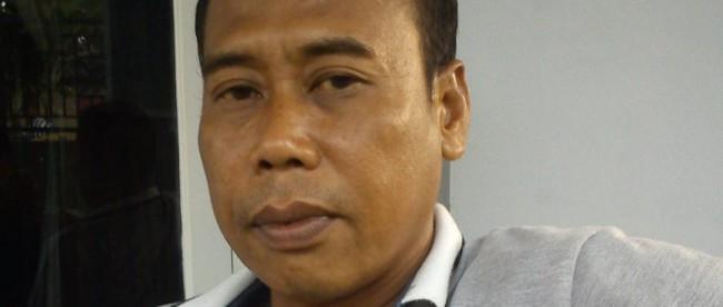 Pepen Supendi, bakal calon kades Cibolang, Sukabumi