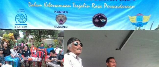 Forum Keluarga Besar Lido (FKBL) Rayakan ulang tahun ke-8 (dok. KM)