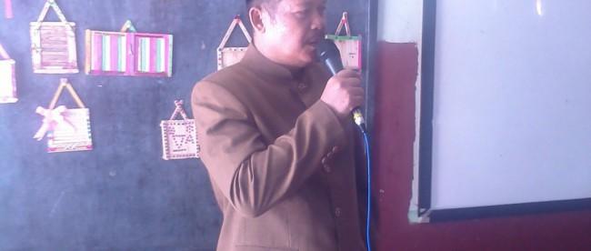 Kepala Sekolah SDN Curug 5, Juwahir (dok. KM)