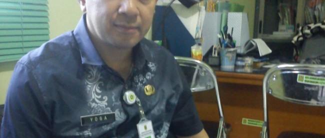 Kepala UPT Pajak Daerah Wilayah 1 Cibinong, Prayoga (dok. KM)