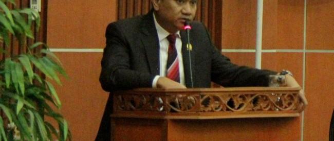 Ketua DPRD Kota Depok Hendrik Tangke Allo (dok. kominfo depok)
