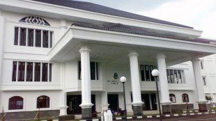 Gedung DPRD Provinsi Jawa Barat (stock)