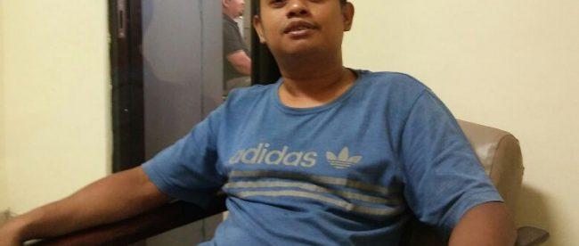 Iman Taufik, ketua Forum Pendamping Desa Kabupaten Bogor (dok. KM)