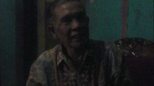 Ketum LSM Korek H. Roberto Surbhakti kritisi kinerja Pemkab Dan DPRD terkait berlarut-larutnya persoalan petani ikan dan PT. JDG (dok. KM)