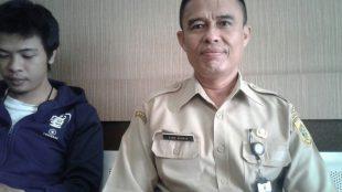 Kasie Kebersihan di DKP Kabupaten Bogor, Dyan Heru (dok. Irfan/KM)
