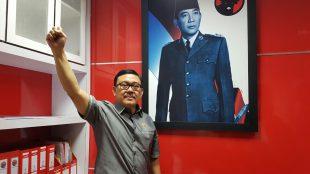 Anggota Komisi 3 DPR-RI, Eddy Kusuma Wijaya (dok. KM)
