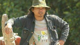 Direktur Eksekutif WALHI Jawa Barat Dadan Ramdan (dok. KM)