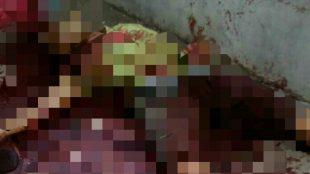 Kondisi Beni, warga Brebes yang ditemukan tewas bunuh diri Jumat 25/8 (dok. KM)