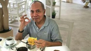 Almarhum Bondan Winarno (stock)