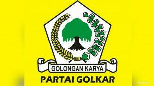 Logo Partai Golongan Karya (Golkar) (stock)