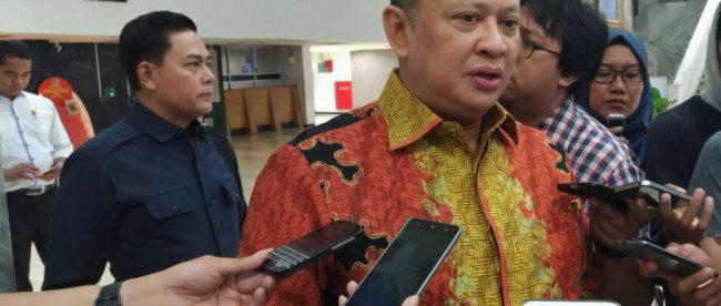 Ketua DPR RI, Bambang Soesatyo (dok. KM)