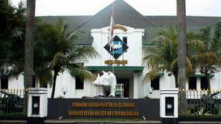 Makorem 061/SK di Kota Bogor (dok. KM)