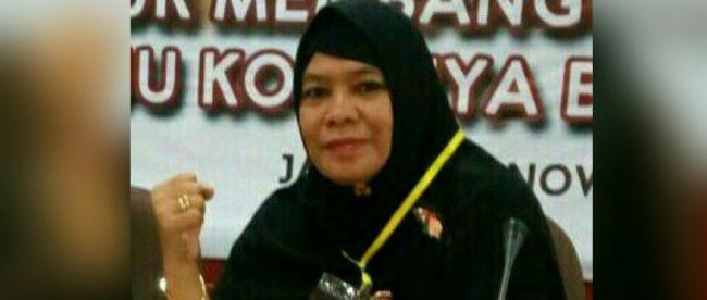 Ade Maryani, Ketua Bang Japar Komando Wilayah Depok (dok. KM)