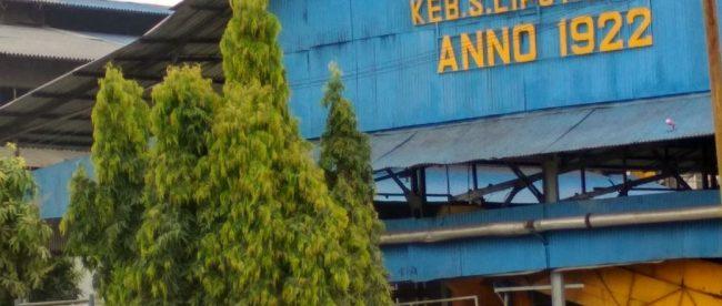 Pabrik kelapa sawit milik PT. Socfindo di Desa Sei . Liput, Kecamatan Kejuruan Muda, Aceh Tamiang (dok. KM)