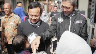 Kunjungan Bima Arya dan Dedie Rachim ke Empang, Kota Bogor 1/3/2018 (dok. KM)