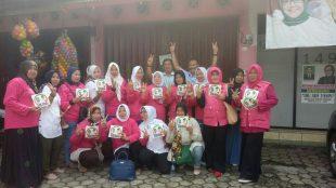 Srikadi Ade Yasin (SAY) di Jonggol, Bogor, Rabu 14/3 (dok. KM)
