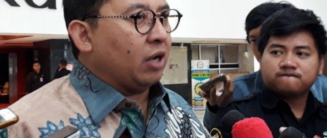 Wakil Ketua DPR RI, Fadli Zon (dok. KM)