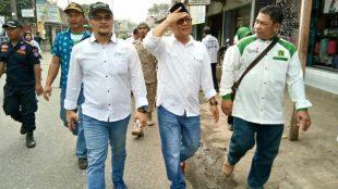 Iwan Setiawan bersama Endang Sutisna (dok. KM)