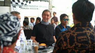 Calon Wakil Walikota Bogor Bersama Perwakilan Penyandang Disabilitas (dok. KM)