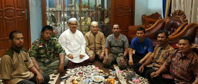 Pengurus Forum Hikmah Mandailing Natal (MADINA) di Kota Bogor, Minggu 22/4 (dok. KM)