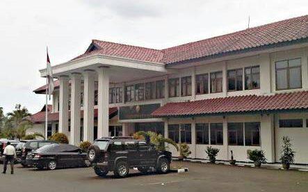 Pengadilan negeri Cibinong (dok. KM)