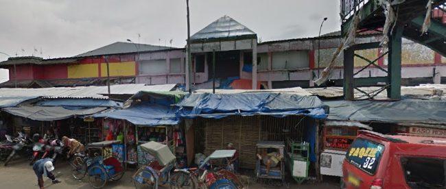 Pasar Cikarang (dok. KM/Google Streetview)
