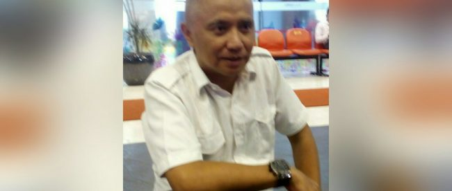 Ketua DPD Partai Golkar Kota Bogor Tauhid J Tagor (dok. KM)