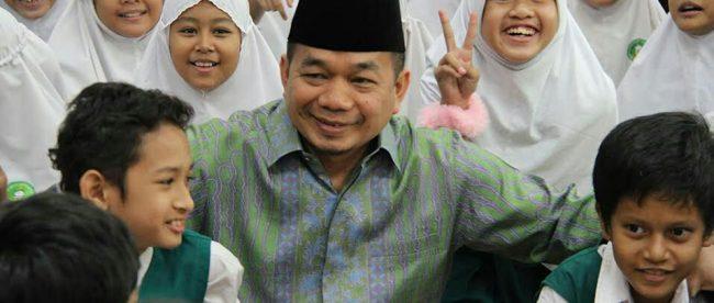 Ketua Fraksi PKS Jazuli Juwaini (dok. KM)