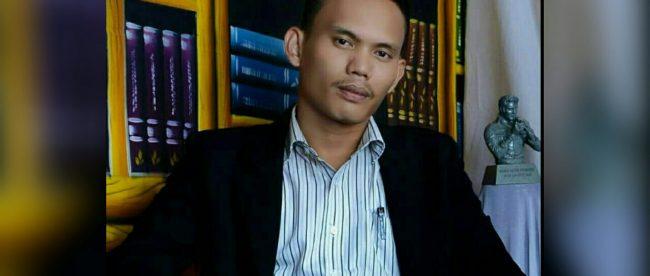 Aktivis Aceh Timur, Yunan Nasution (dok. KM)